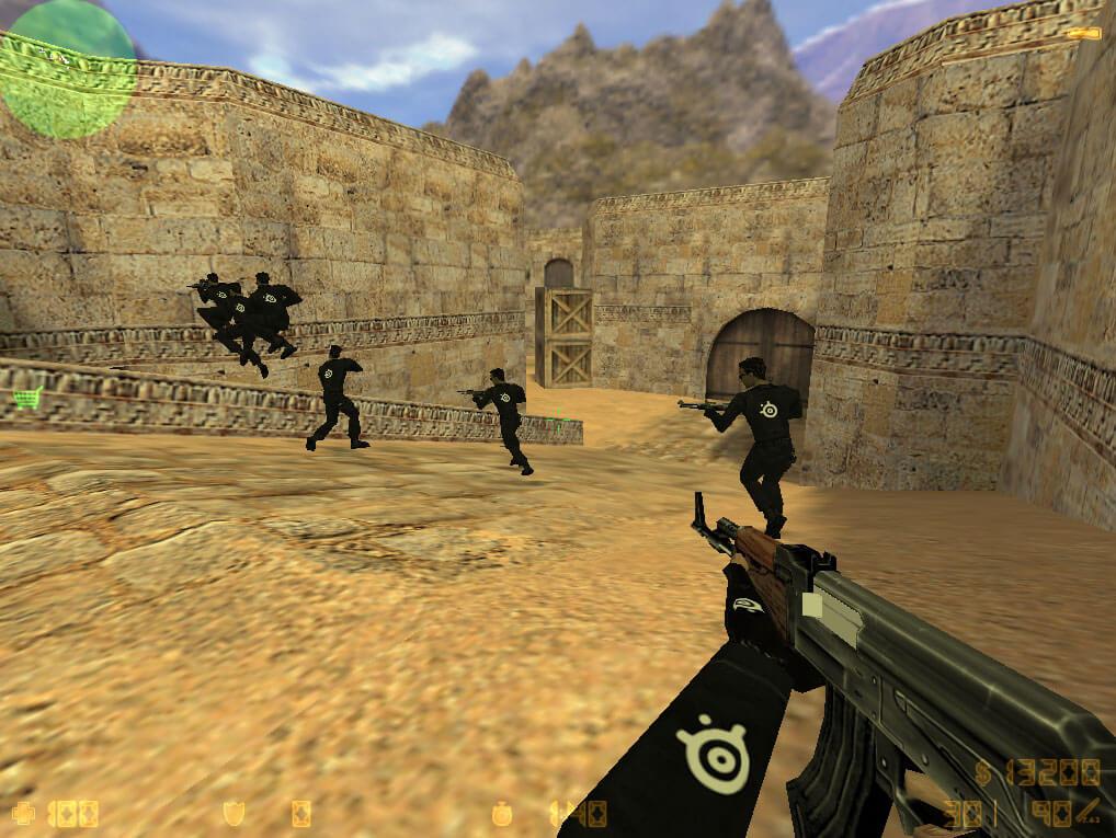 Counter Strike SteelSeries